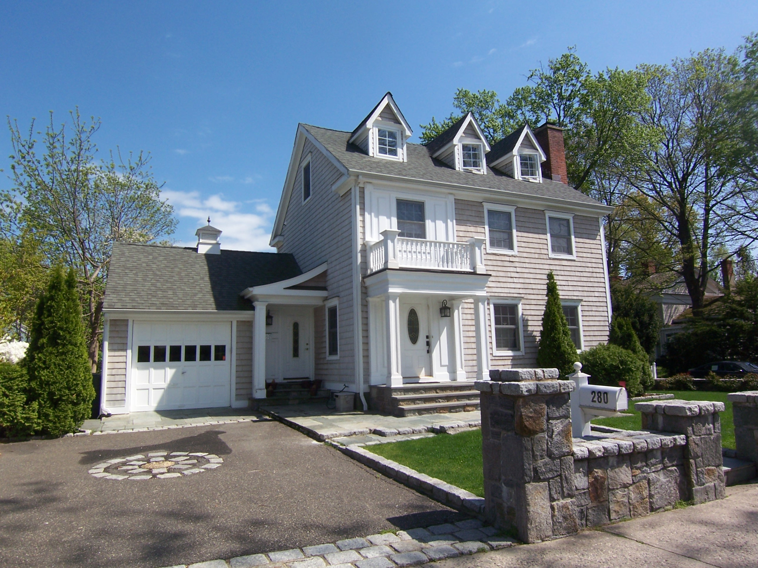 Just sold upscale renovation of nantucket style home with for Nantucket property for sale