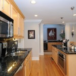Kitchen with Hardwood Floors 280 Grovers