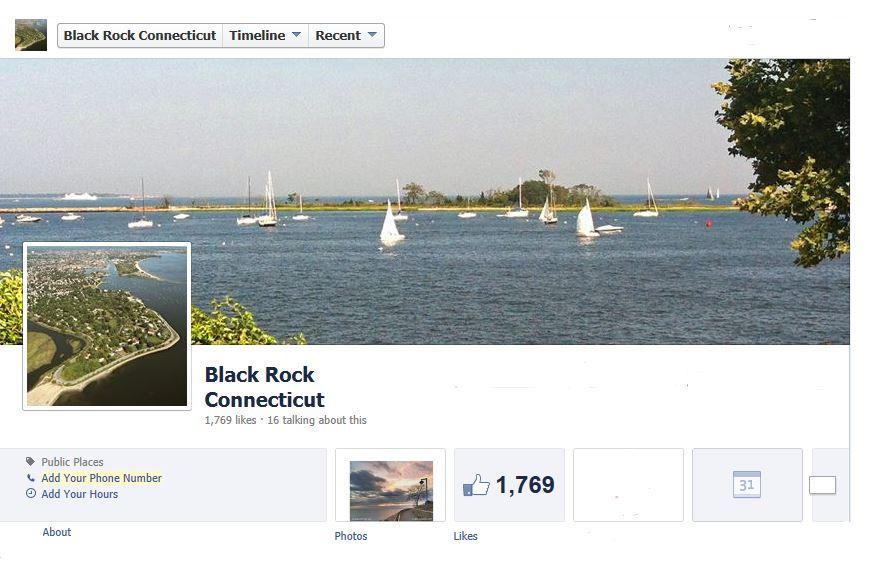 Black Rock Facebook Page